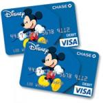 Disney Rewards Debit Card