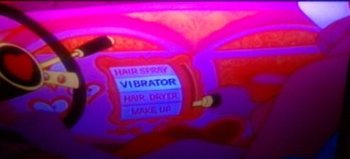 Vibrator Cartoon